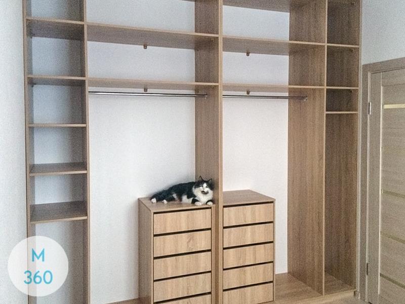 Стеллаж для гардеробной Милан Арт 000240806