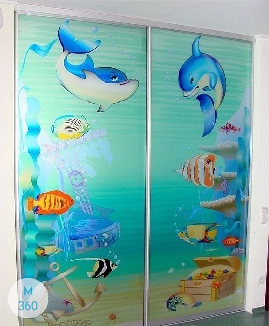 Шкаф в морском стиле Лида Арт 000450113