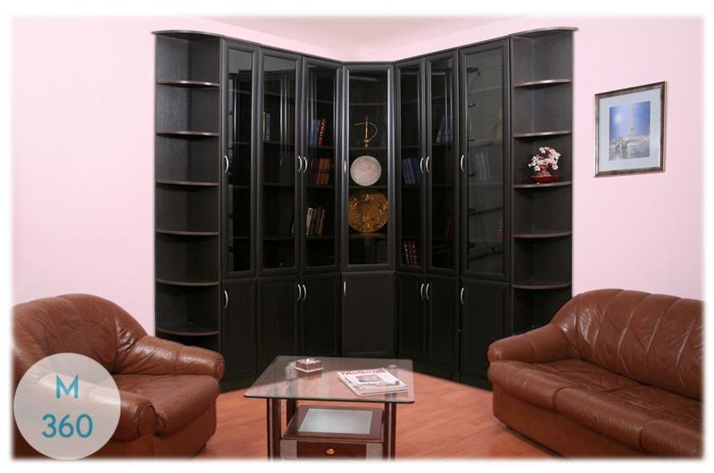 Скошенный шкаф Лиссабон Арт 000461122