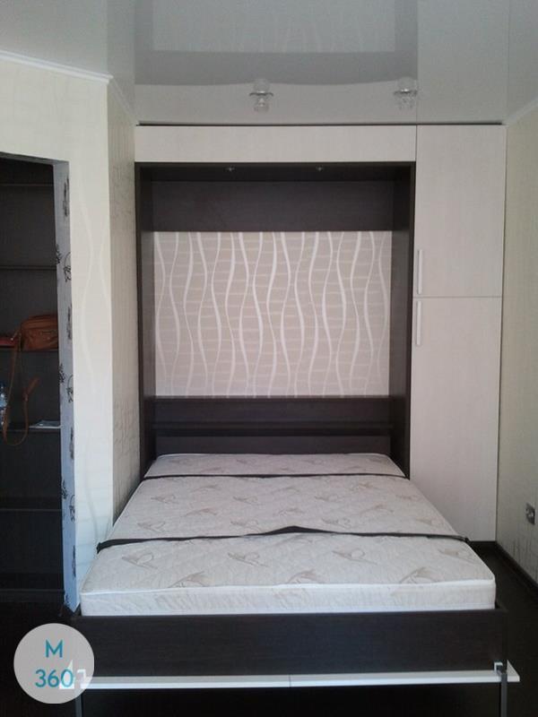 Двуспальный шкаф кровать Балашиха Арт 000475742