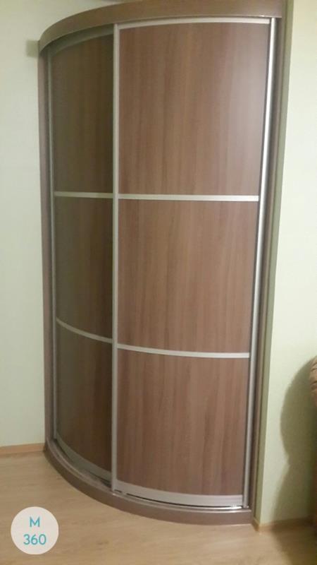Выпуклый радиусный шкаф Торрегросса Арт 000502647