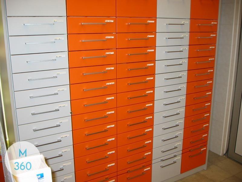 Медицинский шкаф Юта Арт 000571238