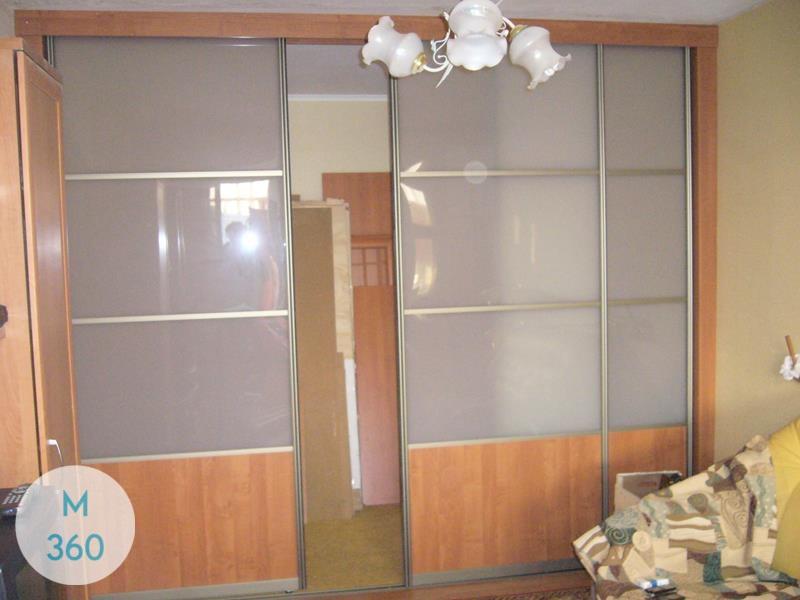 Стеклянная гардеробная Занзибар Арт 000644505