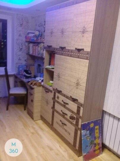 Детский шкаф для одежды Фараон Арт 000691418