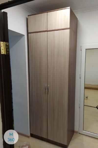 Узкий распашной шкаф Мавритания Арт 000761866