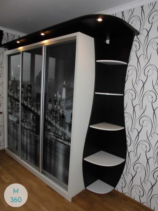 Шкаф с фотопечатью Прага Арт 000901181