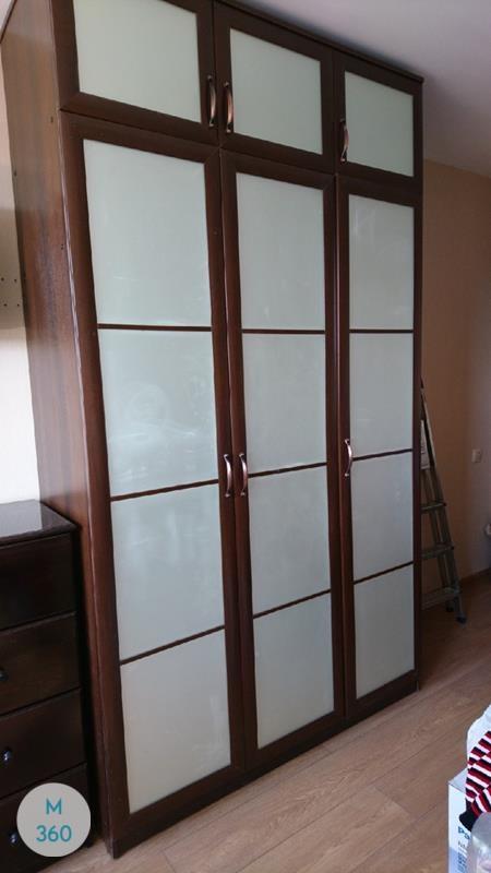 Распашной двухдверный шкаф Парагвай Арт 000967730