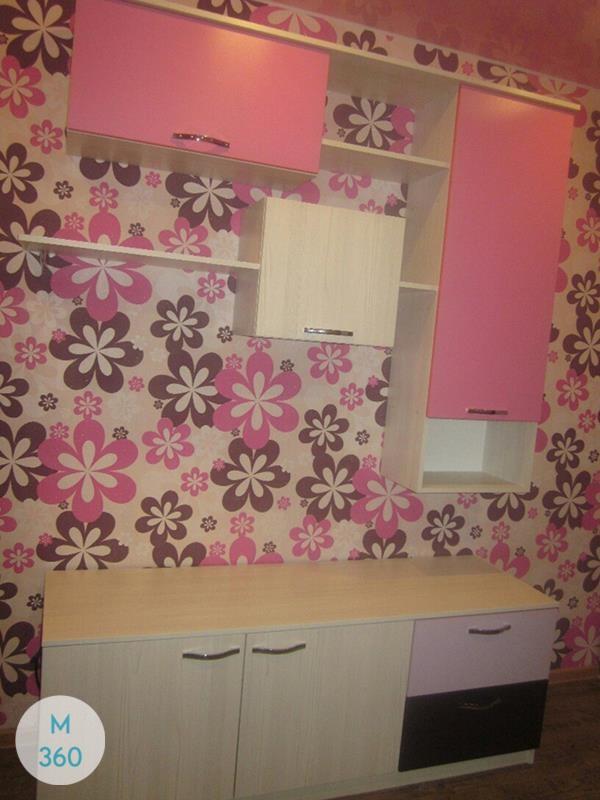 Шкаф для посуды Габороне Арт 001185929