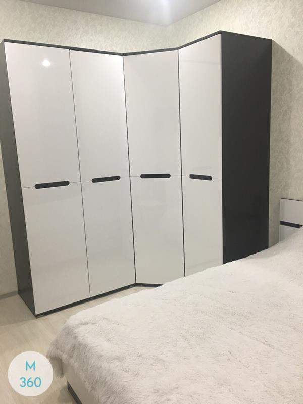Шкаф пеналы с полками Филадельфия Арт 001289250