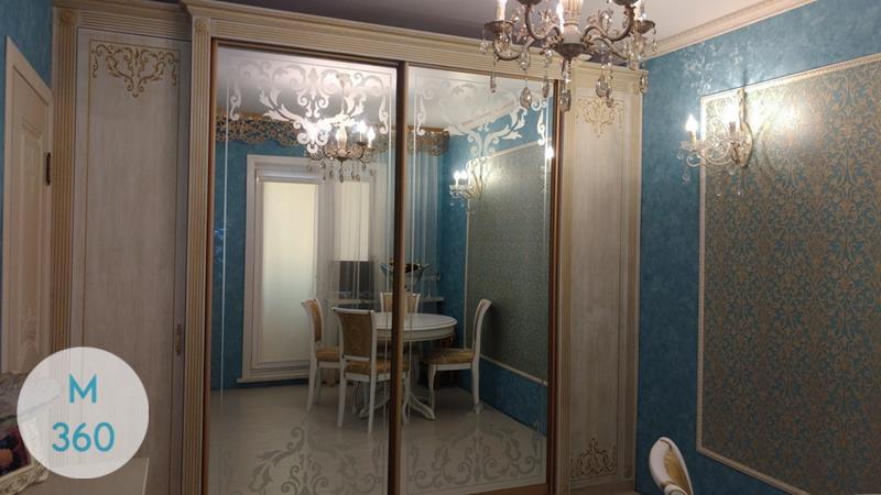 Зеркальный шкаф Юнона Арт 001524590