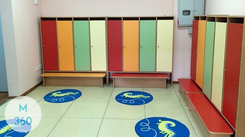 Шкафчик для детского сада Розабелла Арт 001552471