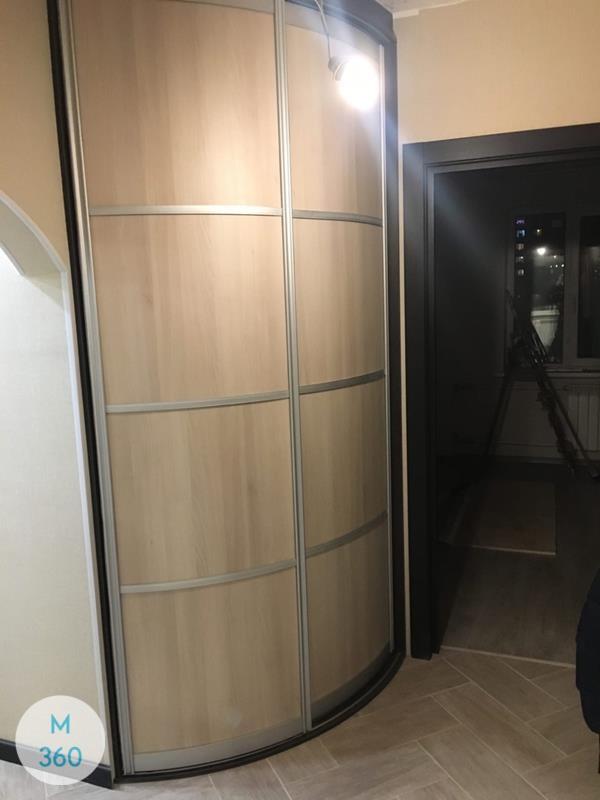 Вогнутый шкаф купе Лусака Арт 001565521