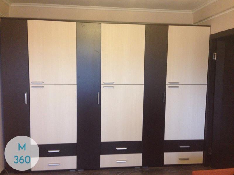 Распашной шкаф для белья Бадалона Арт 001572137