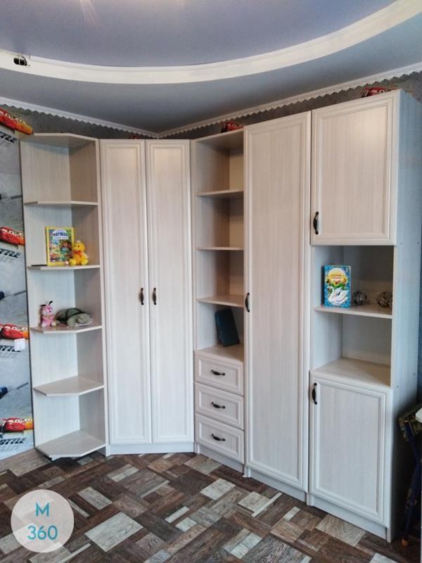 Распашной шкаф с антресолью Редл Арт 001893621