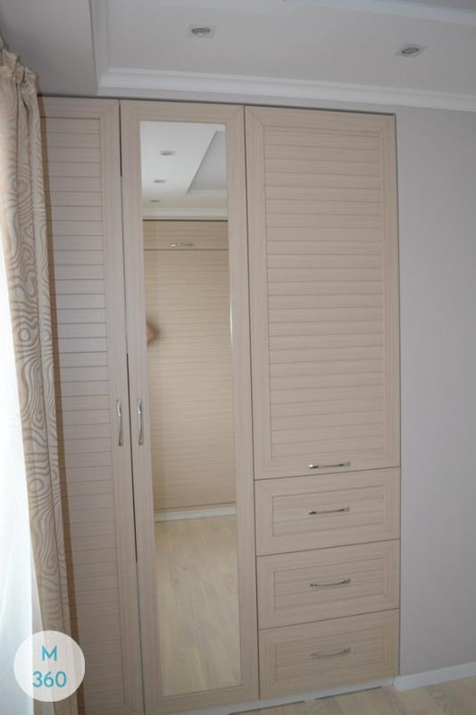 Шкаф купе с жалюзийными дверцами Бангкок Арт 002008126