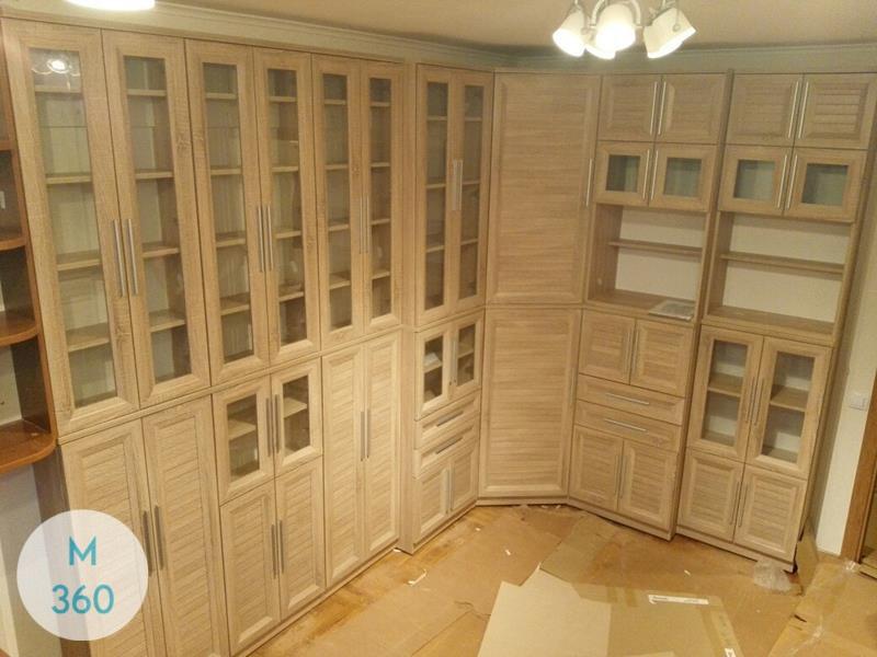 Распашной книжный шкаф Корпус-Кристи Арт 002177573