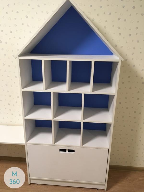 Шкаф для игрушек в детскую Фред Арт 002288439