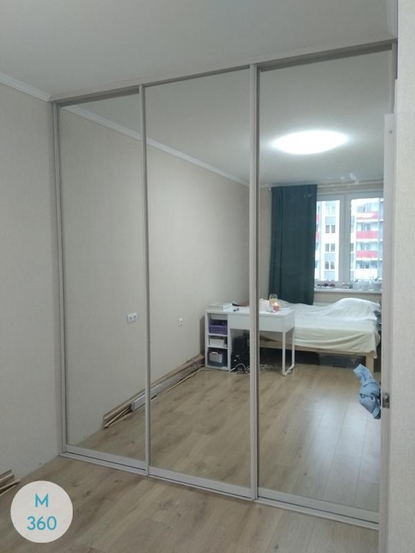 Встроенный шкаф купе в спальню Уилсон Арт 002307781