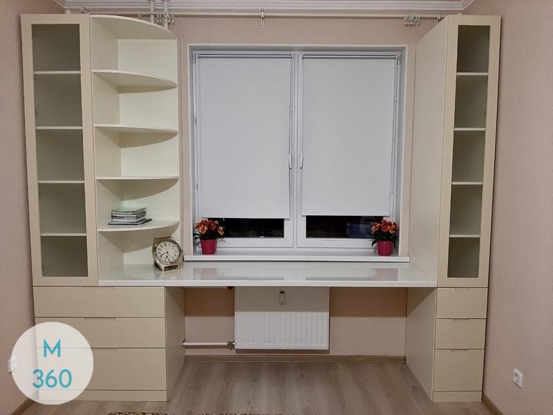 Узкий встроенный шкаф Барбаросса Арт 002356175