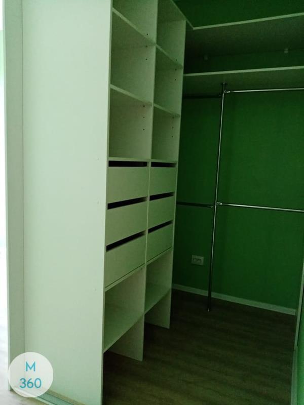 Встроенный шкаф купе в спальню Элли Арт 002360729