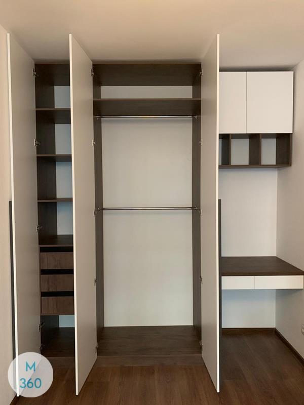Распашной шкаф для белья Алабама Арт 002374989