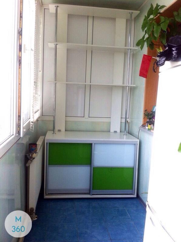 Шкаф на балкон Уотербери Арт 002408519
