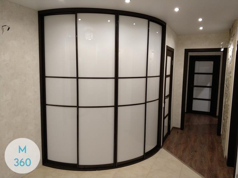 Радиусный шкаф Риччи Арт 002555078