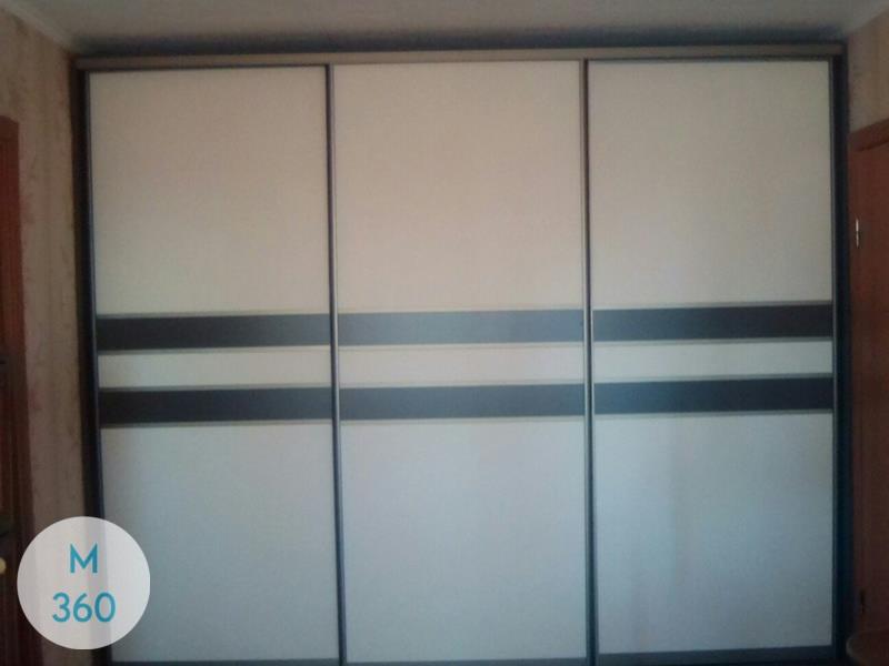 Распашной шкаф матовый Бордо Арт 002607694