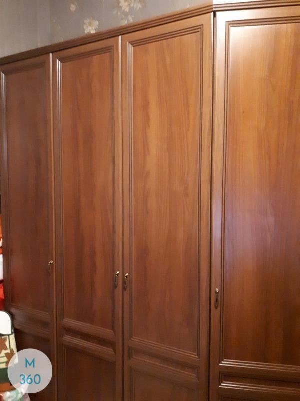 Распашной шкаф из массива дерева Ирак Арт 002722252