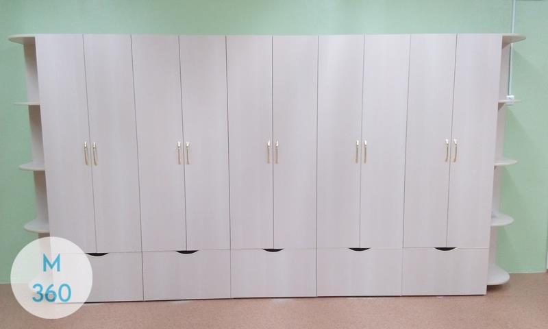 Двухъярусный шкаф Таз Арт 002815391
