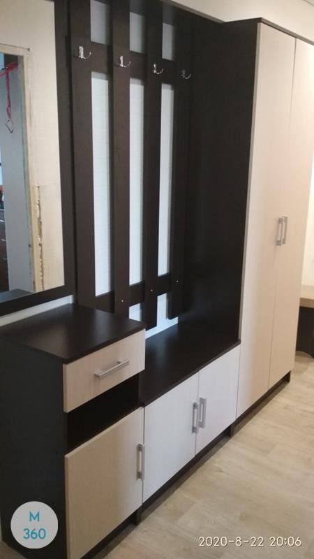 Распашной шкаф с антресолью Виго Арт 003126035