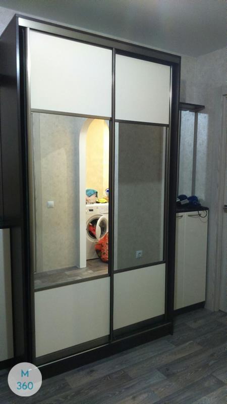 Шкаф купе в коридор Род-Айленд Арт 003155874