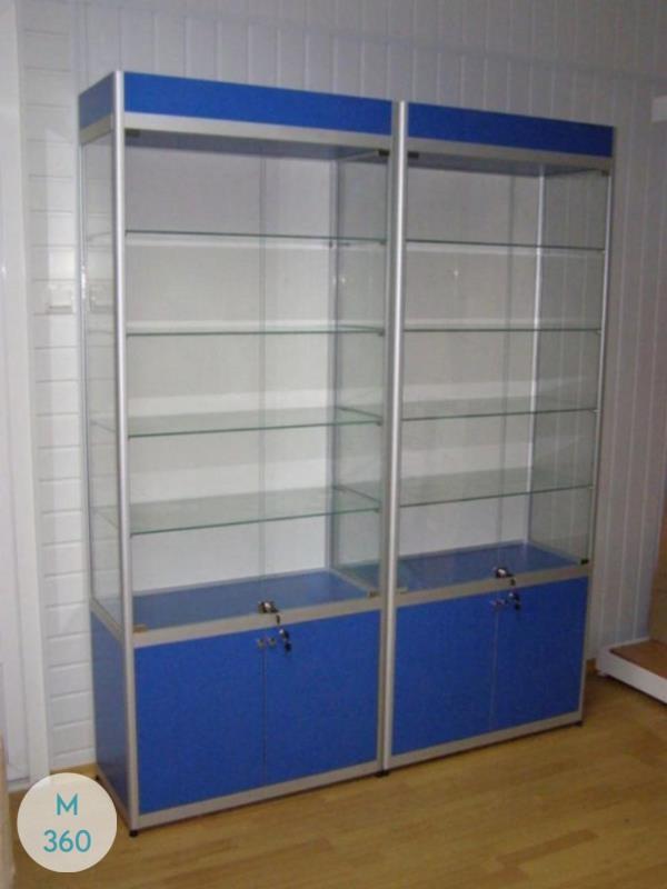 Шкаф витрина Дауни Арт 003256447
