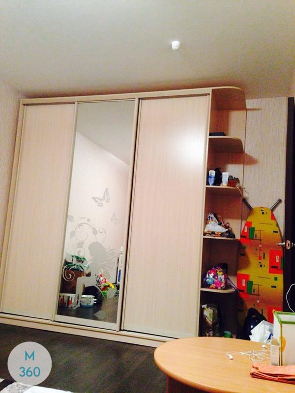 Зеркальный шкаф Ричардсон Арт 003308001