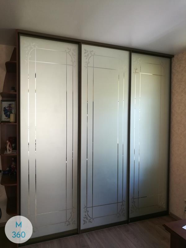 Маленькая раздвижная дверь Тренто Арт 003385199