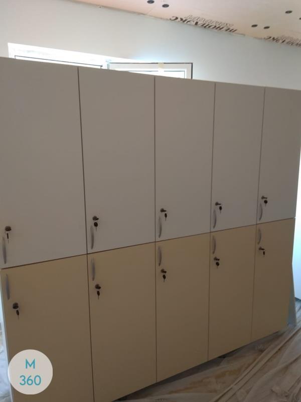 Двухъярусный шкаф Джакарта Арт 003474547