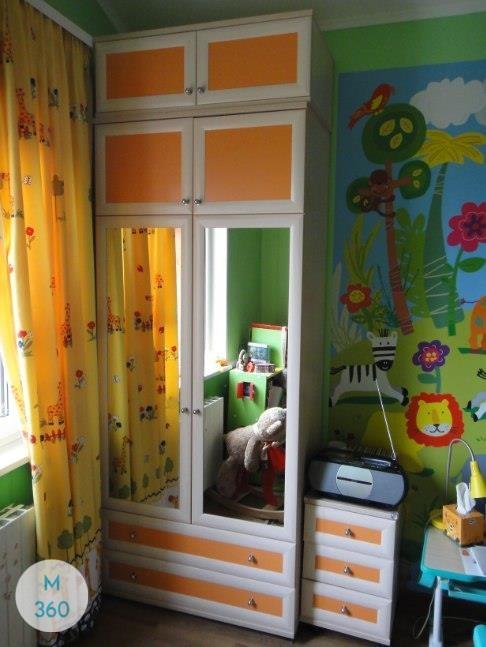 Детский книжный шкаф Солигорск Арт 003497097