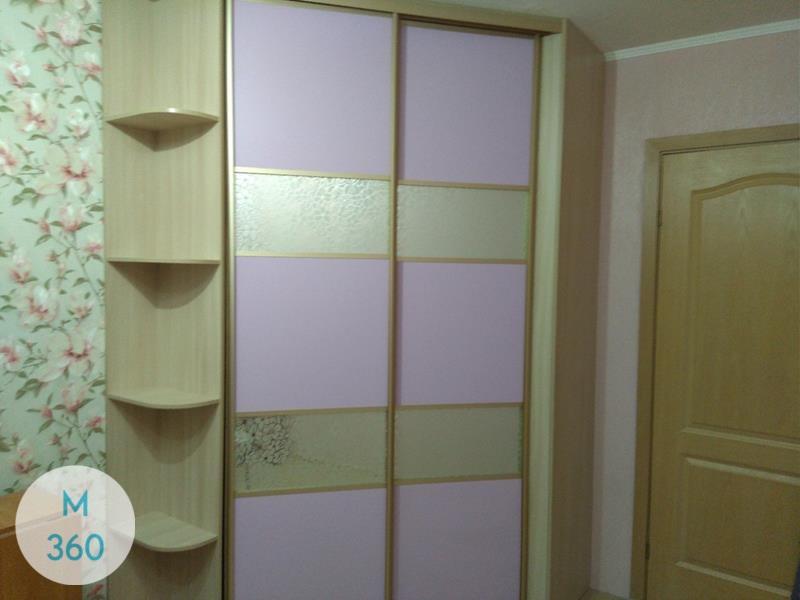 Шкаф для девочки Алдан Арт 003502206