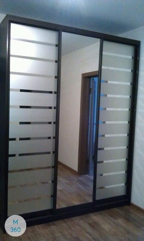 Шкаф купе с матовым стеклом Егорьевск Арт 003513059