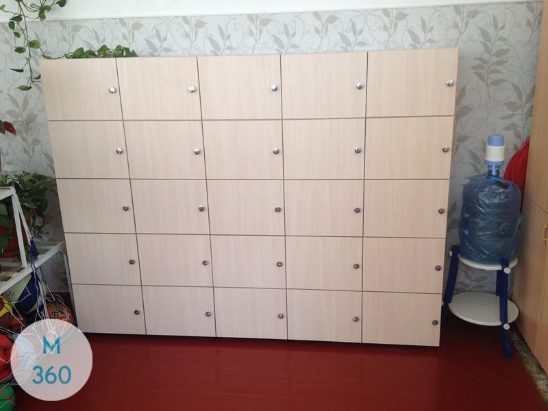 Шкафчик для раздевалок Луиджи Арт 003531918