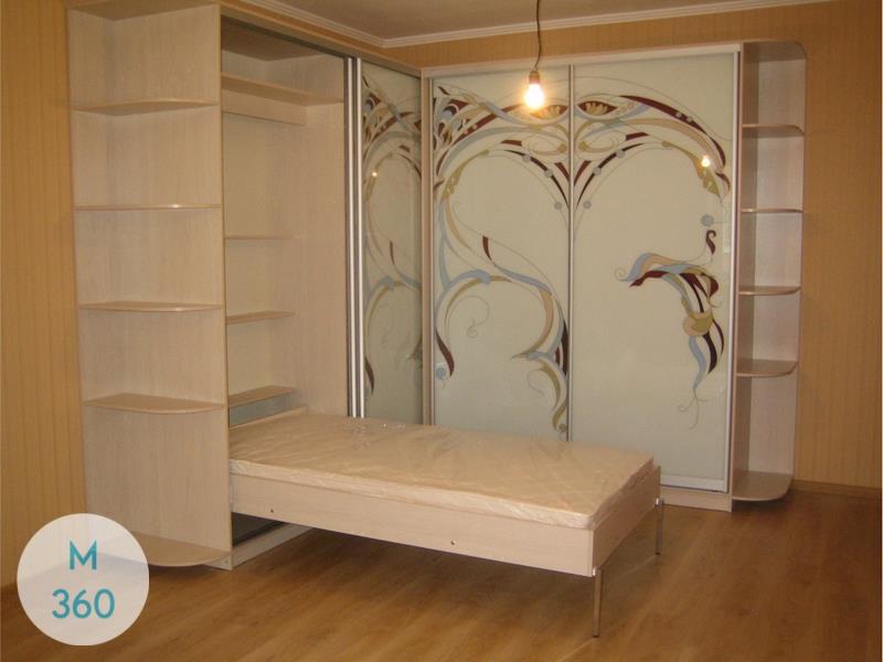 Кровать купе Мёрфрисборо Арт 003849913