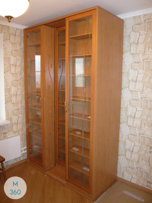 Распашной книжный шкаф Симба Арт 004010084