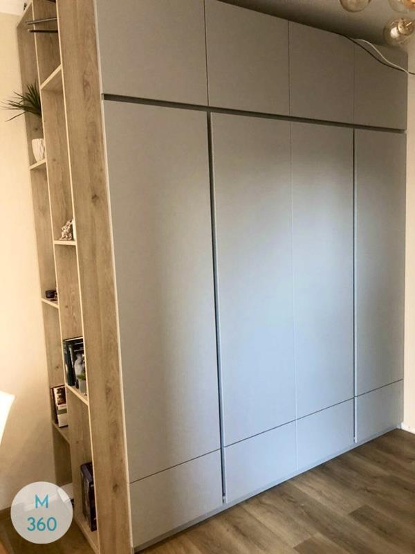 Встроенный шкаф с распашными дверями Катар Арт 004137846