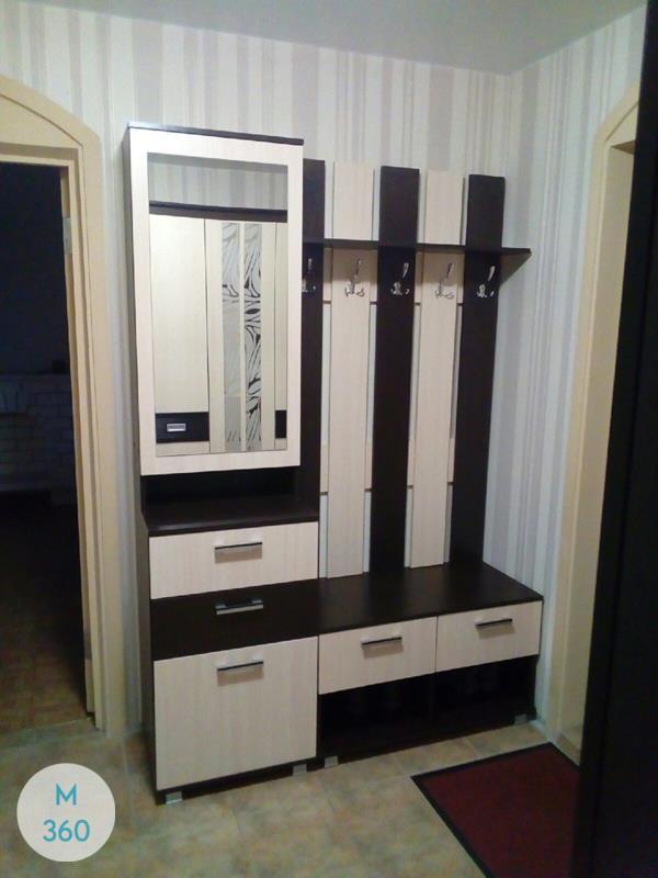 Встроенный шкаф с телевизором Глория Арт 004364078