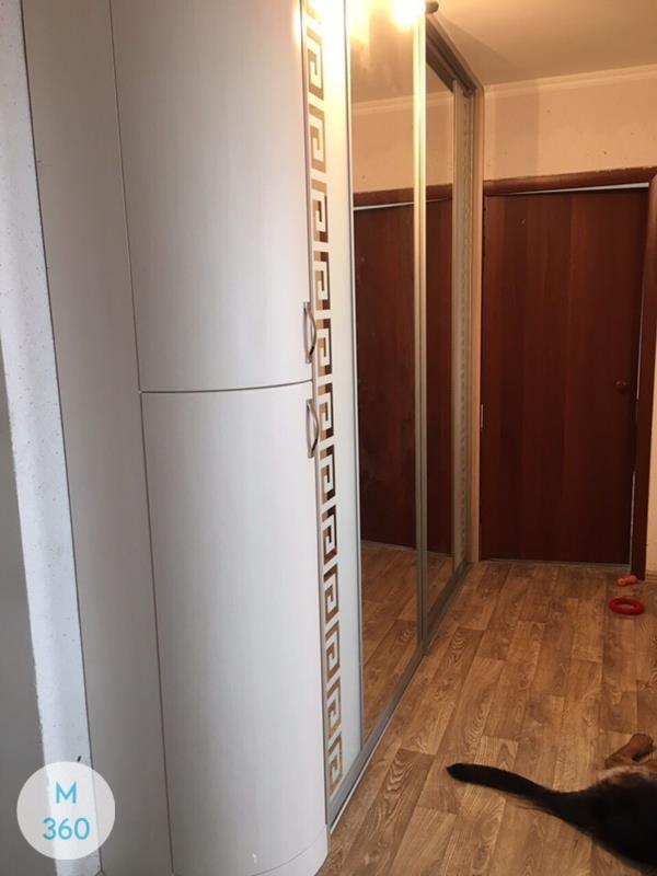 Радиусный шкаф Яна Арт 004398245