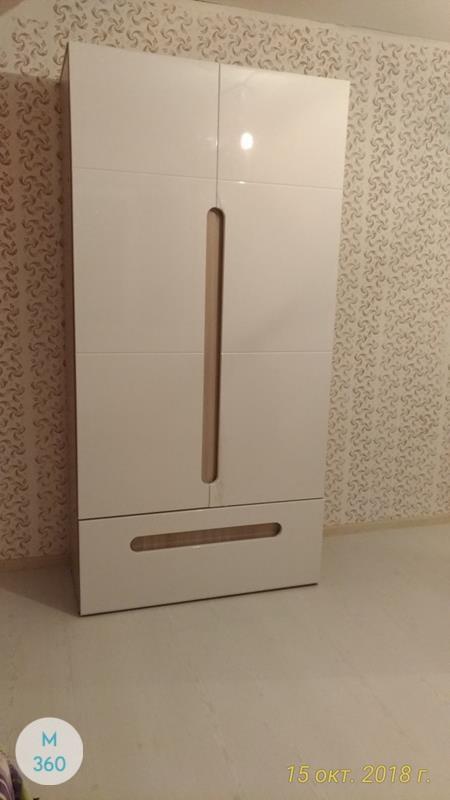 Распашной шкаф ЛДСП Румба Арт 004516202
