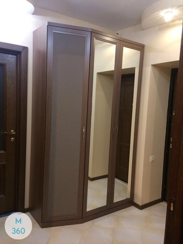 Гардеробная с распашными дверями Уэлс Арт 004550777