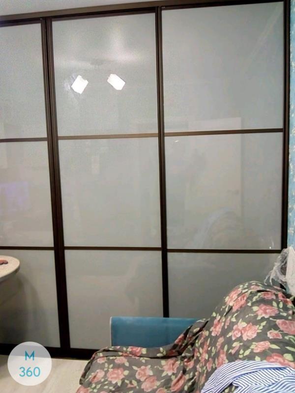 Шкаф купе с матовым стеклом Мика Арт 004605922