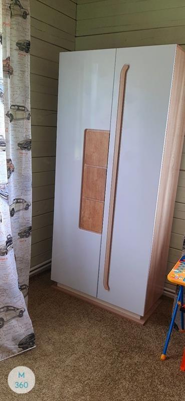 Платяной распашной шкаф Кеймбридж Арт 004725436
