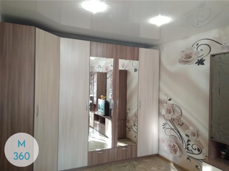 Гардеробная с распашными дверями Фабрицио Арт 004740173